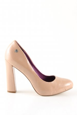 Blink High Heels nude Casual-Look