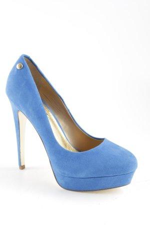 Blink High Heels blau Elegant