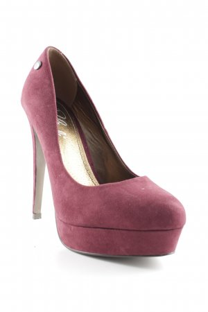 Blink High Heels bordeauxrot Elegant