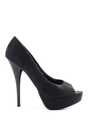 Blink High Heels schwarz Casual-Look