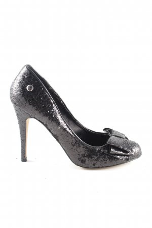 Blink High Heels schwarz extravaganter Stil