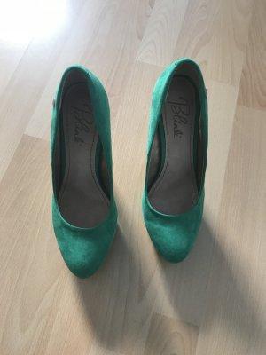 Blink High Heels in grün
