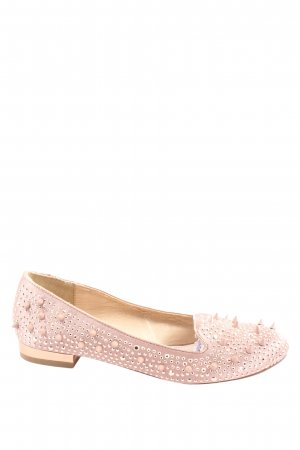 Blink Classic Ballet Flats nude casual look