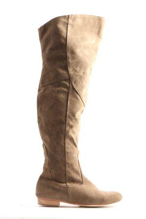 Blink Kniehoge laarzen bruin casual uitstraling