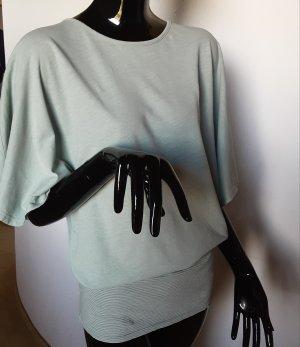 Blink, Shirt in V Linienform, hellgrün, Gr.36