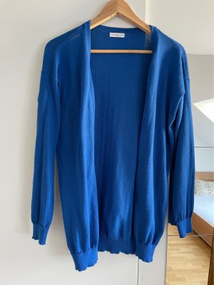 Jacqueline de Yong Giacca in maglia blu