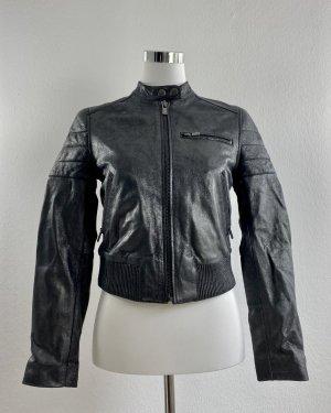 Blk dnm Biker Jacket anthracite