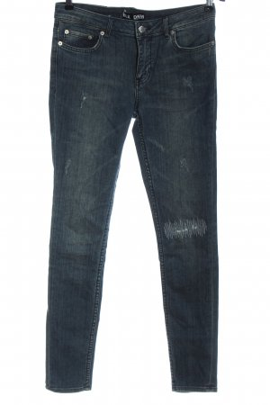 Blk dnm Tube Jeans blue casual look