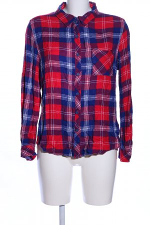 Flannel Shirt check pattern casual look