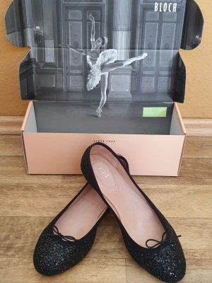 Bloch Ballerines pliables noir