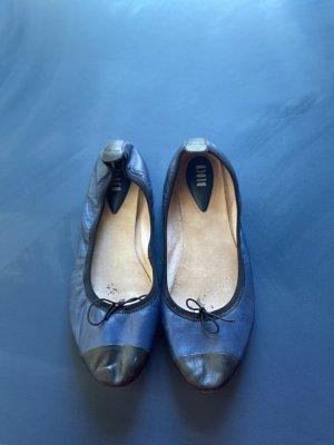 Bloch Ballerines classiques noir-bleu foncé