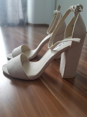 Block Heel Sandalen