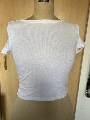 Blogger Bauchfreies Shirt