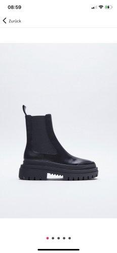 Blogger Boots Zara