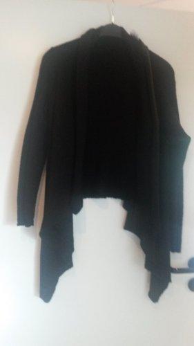Vestino Giacca di lana nero Lana