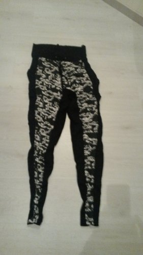 BLOGGER ! coole Style Hose Jogging Sport Homeweare Stoffhose Haremshose - NÜ BY STAFF