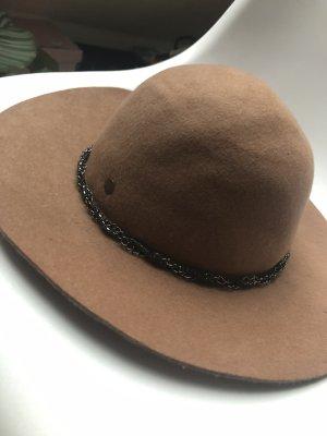 Barts Chapeau en feutre beige-chameau