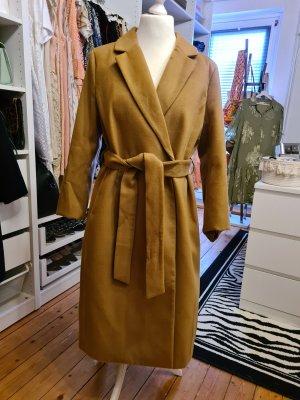 Blogger-Mantel beige Gr.44 H&M