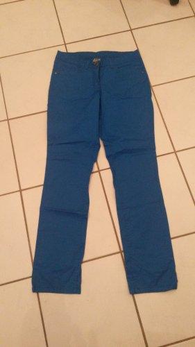 Boyfriend Trousers multicolored cotton