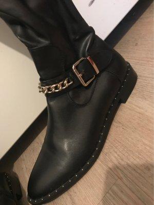 Blogger Overknee Stiefel