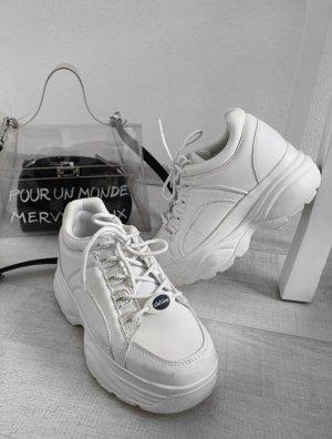 Asos Sneakers met veters wit