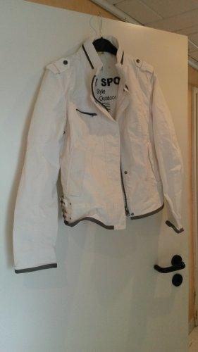 BLOGGER !! Stylische besondere Outdoor Biker Jacke - Unity Sport Jacke - Military Jeansjacken Style
