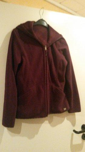 BLOGGER Sweater Hoodie Fleece Sweatshirt Kapuze Pullover Jacke LILA 40 evl 38 42