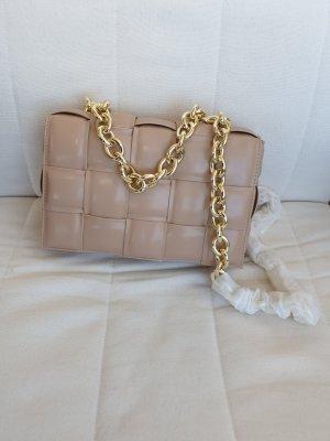 Blogger Tasche in schönem beige/caramel