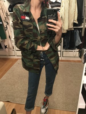 Blogger Tommy Jeans Jacket