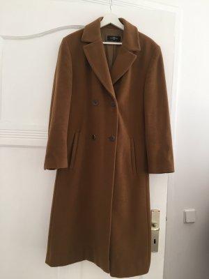 dino moda Manteau oversized brun