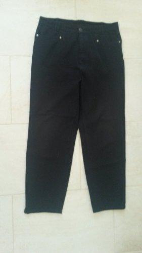 BLOGGER ! weiche Boyfriend Strech Jeans dark Denim Hose Shape ROSNER ALEXA Gr 42 evtl 40