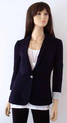 *Blogger, Wunderschön* Jersey Blazer Shirt Pullover Cardigan Blazer Jacke Mantel