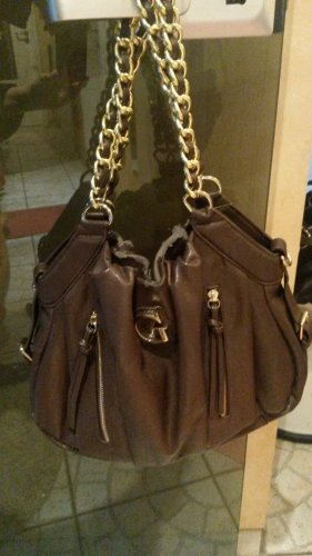BLOGGER !! wunderschöne Tasche   GUESS