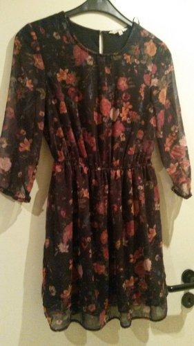 Robe trapèze multicolore
