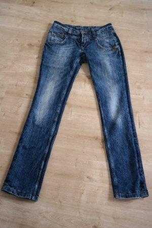 gang jeans Boyfriend Jeans multicolored cotton