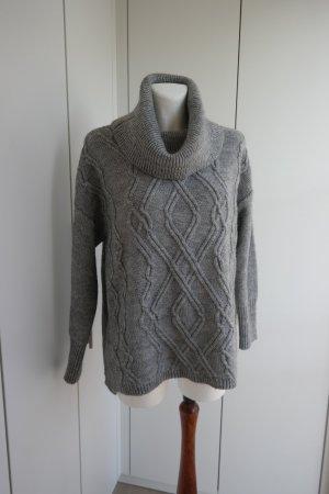 Bloggerstyle Wolle Rollkragenpullover Größe S