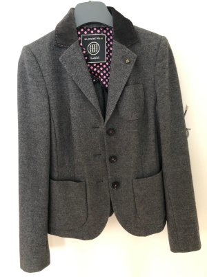 Blonde No. 8 Tweed blazer veelkleurig