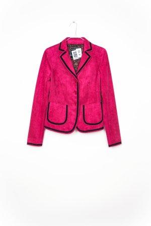 Blonde No.8 Blazer CANNES LS Veloursoptik Neu Gr. M/38 pink