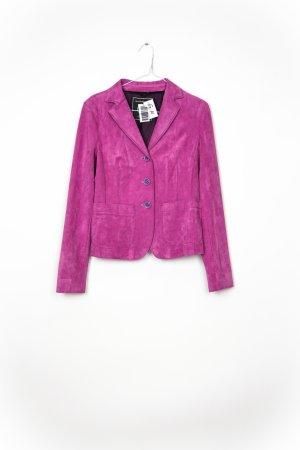 Blonde No.8 Blazer CASSIS L Veloursoptik Neu Gr. M/ 38 pink