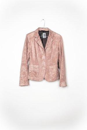 Blonde No.8 Blazer CASSIS L Veloursoptik Neu Gr. XL/42 rosa