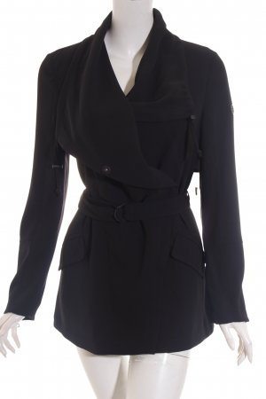 Blonde No. 8 Jacke schwarz klassischer Stil