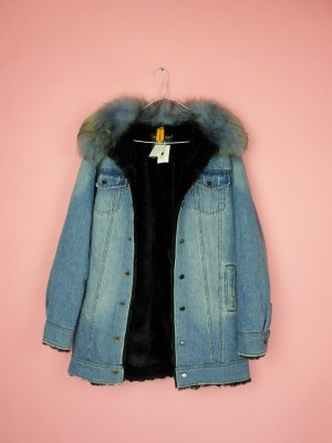 Blonde No. 8 Denim Jacket pale blue-black