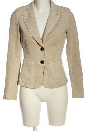 Blonde No. 8 Kurz-Blazer creme Business-Look