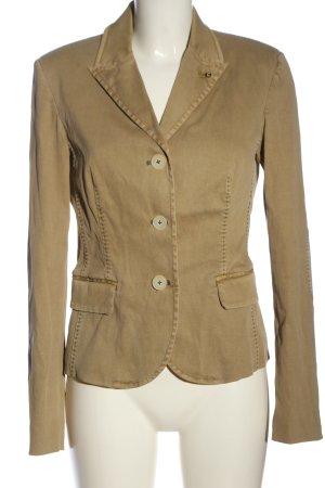 Blonde No. 8 Kurz-Blazer braun Business-Look