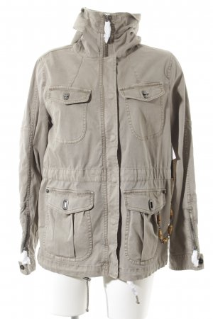 Blonde No. 8 Lange Jacke beige Casual-Look