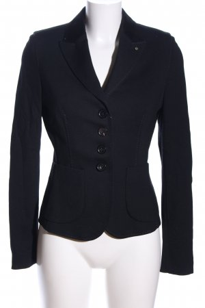 Blonde No. 8 Long-Blazer schwarz Business-Look
