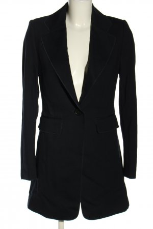 Blonde No. 8 Long-Blazer schwarz Casual-Look