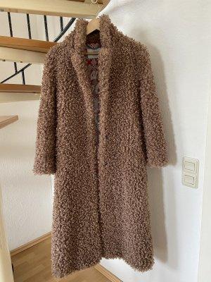 Blonde No. 8 Fake Fur Coat multicolored