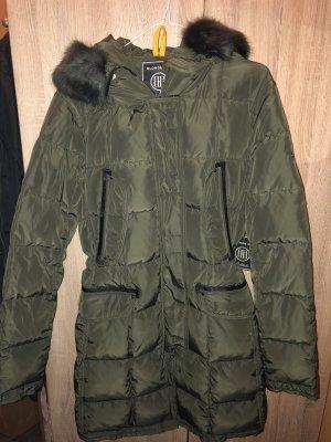 Blonde No. 8 Down Coat khaki polyester
