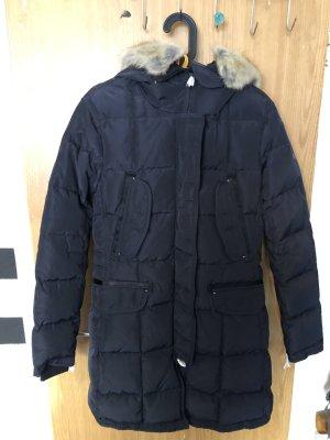 Blonde No. 8 Down Coat dark blue polyester